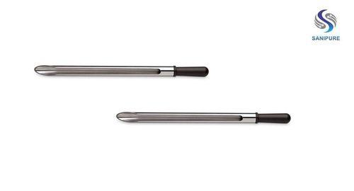 Stainless Steel Powder Sampler