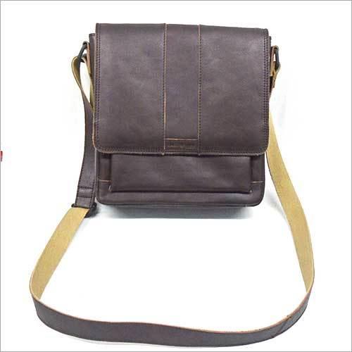 Leather Fancy Sling Bag