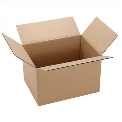 Plain Parcel Corrugated Box