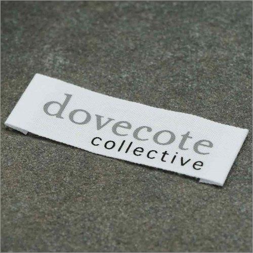 Printed Garment Cotton Labels