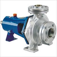 JCP End suction, Horizontal, Centrifugal coupled pump with semi open impeller
