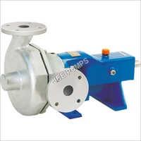 JFPP Horizontal Single stage Side suction Filter press pump