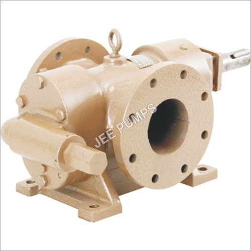 JGP Multi Purpose Rotary Gear pump with Double Helical gear