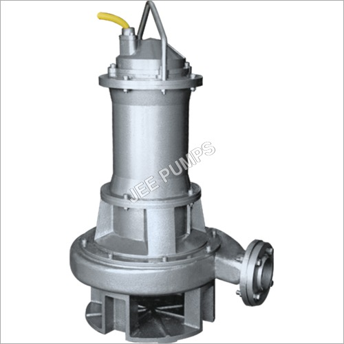 JHSP 2 Low speed Heavy duty Sewage and Effluent  Submersible pump