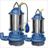 JLSP-2 High Speed light duty sewage and Effluent submersible pump