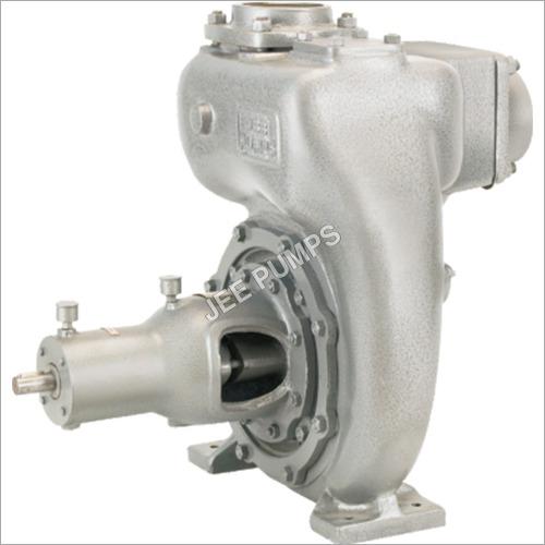 JMP Single stage Horizontal, Non clog Self priming , Mudsewage pump