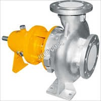 JPOP Single stage, End suction back upll out type centrifugal process pump for pulp and pater mill