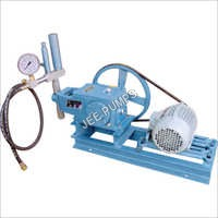 JTPM Motorised Hudraulic Test pump