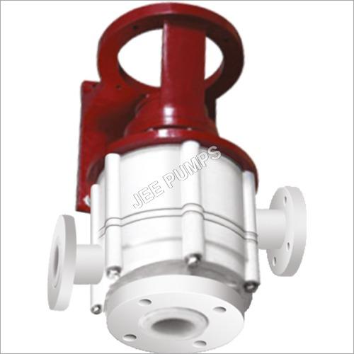 JVPP Vertical Seal-Gland less polypropylene pump
