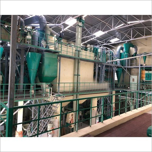 Fully Automatic Maida Plant