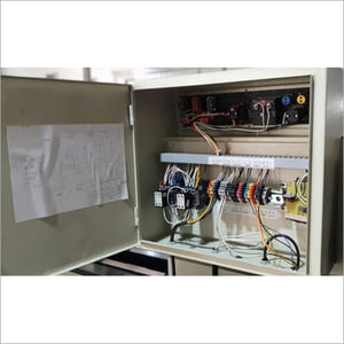 Three Phase Power Distribution Control Panel