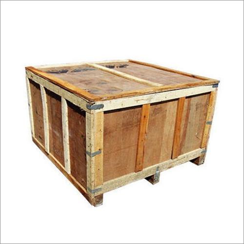 Industrial Wooden Packaging Box