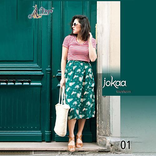 Designer Skirt Dress