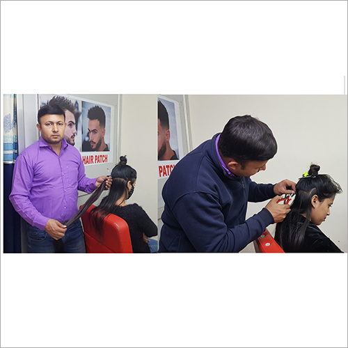 Hair Extensions Course In Delhi