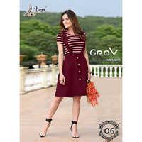 2 Piece Western Dress