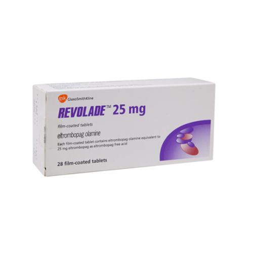 Revolade 25 (Eltrombopag Olamine 25mg)