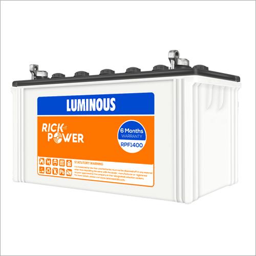 Luminous Rick Power Batteries