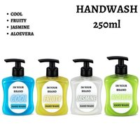 Third Party Manufacturing Hand Wash in Different Fragrance