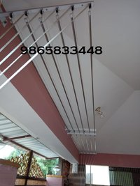 Cloth Drying Hanger In Kalapatti