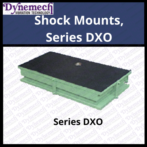 Shock Mounts Series DXO