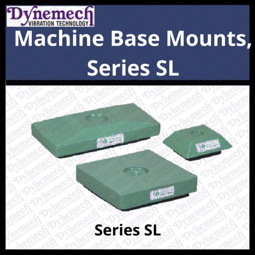 Machine Base Mounts, Series SL