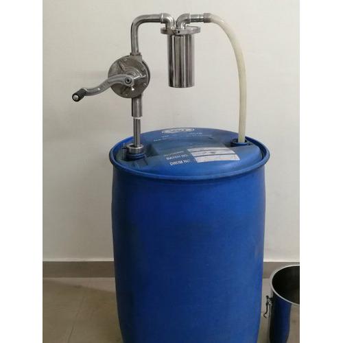Rotary Hand Filter Pump