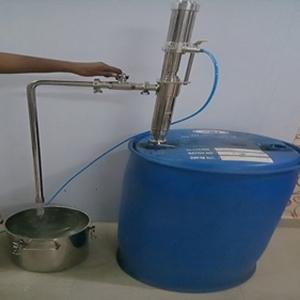 Air Operated Barrel Pump