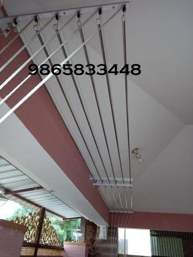 Cloth Drying Hanger In Rs Puram