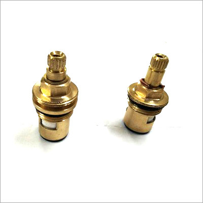 Brass Ceramic Tap Spindle