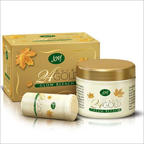 24 Carat Gold Bleach Cream