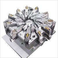 Turbine Vortex Centrifugal Fans Blades Mould