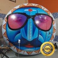 Customize Advertising Sky Balloons   12 x 12ft.   Ganesh Sky Balloon