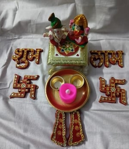 Laxmi Ganesh, Subh-Labh, Sathiya, Laxmi Charan set