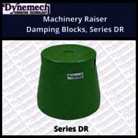 Machinery Raiser Damping Blocks, Series DR