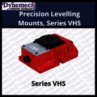 Precision Levelling Mounts, Series VHS