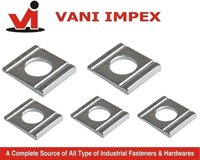 Square Taper Washers