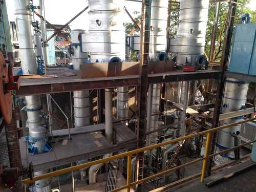 Mechanical Vapor Recompression (MVR)