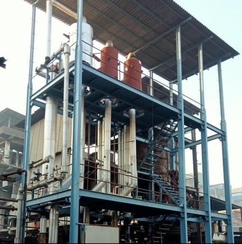 Multiple Effect Evaporator For Pesticide Ind