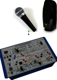 MICROPHONE AND SPEAKER TRAINER