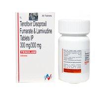 Tenolam (Lamivudine 300mg + Tenofovir disoproxil fumarate 300mg)