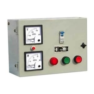 Shock Proof Electric Control Panel