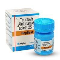 Hepbest (Tenofovir Alafenamide 25mg)
