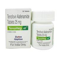 Tenohep AF (Tenofovir Alafenamide)