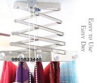 Cloth Drying Hanger in OK Mandapam