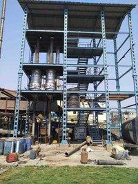 Salt Recovery Evaporation Plant