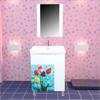 S123 Floor Mounted PVC Cabinet Vanity
