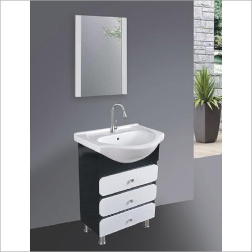 R214 PVC & Marble Cabinet Vanity