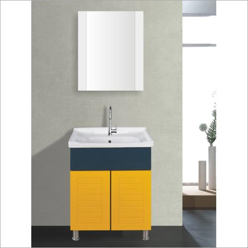 S 201 PVC & Marble Cabinet Vanity