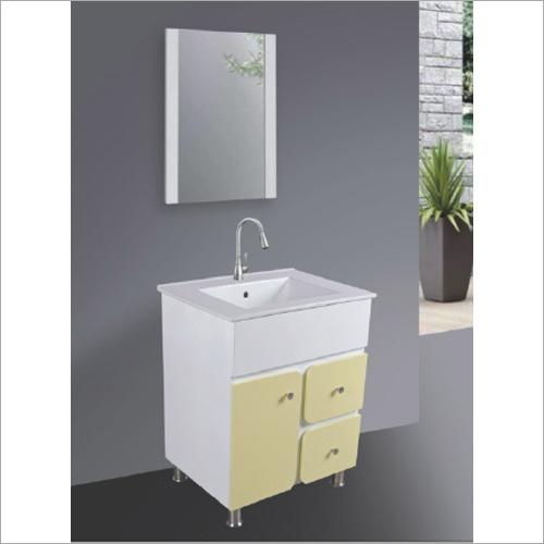S 209 PVC & Marble Cabinet Vanity