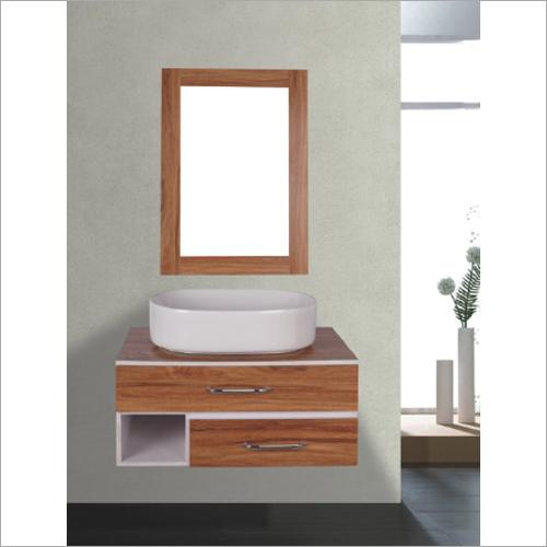 S418 PVC & Marble Cabinet Vanity